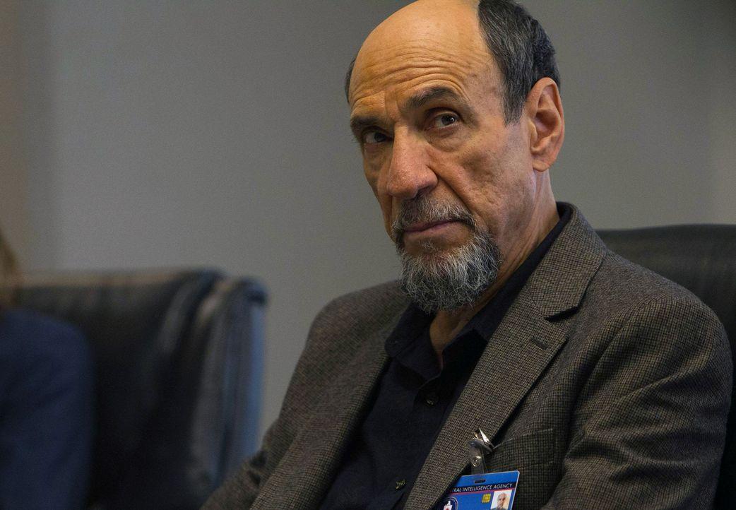 Will mit allen Mitteln verhindern, dass die CIA aufgelöst wird: Dar Adal (F. Murray Abraham) ... - Bildquelle: 2013 Twentieth Century Fox Film Corporation. All rights reserved.