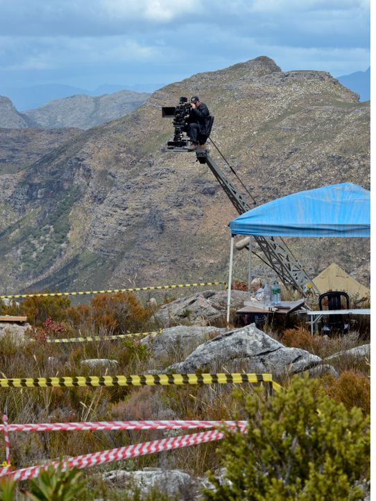 Das-verlorene-Labyrinth-Setbild-08-Tandem-Film-Afrika - Bildquelle: SAT.1/2011Tandem Productions GmbH & Film Afrika Worldwide (Pty) Limited South Africa. All Rights Reserved.