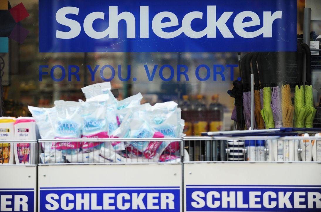 Schlecker-11-06-11-dpa - Bildquelle: dpa