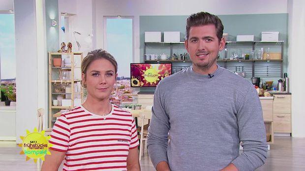 Frühstücksfernsehen - Frühstücksfernsehen - 08.11.2019: Von Gammel-schulen Und Final-fieber