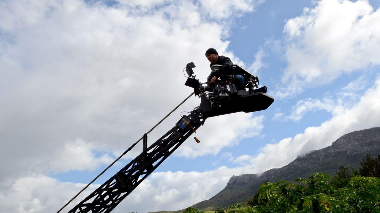 Das-verlorene-Labyrinth-Setbild-07-Tandem-Film-Afrika - Bildquelle: SAT.1/2011Tandem Productions GmbH & Film Afrika Worldwide (Pty) Limited South Africa. All Rights Reserved.