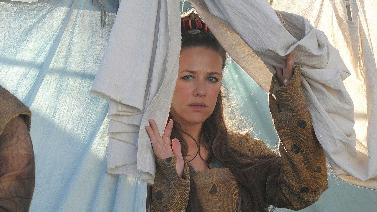 Als wichtigste Frau in Andrejs Harem taucht Marie (Alexandra Neldel) ein in eine ihr völlig unbekannte Welt, die sie allerdings nach geraumer Zeit... - Bildquelle: Jiri Hanzl SAT.1