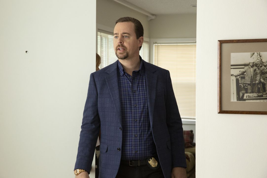 Timothy McGee (Sean Murray) - Bildquelle: Michael Yarish 2019 CBS Broadcasting, Inc. All Rights Reserved / Michael Yarish
