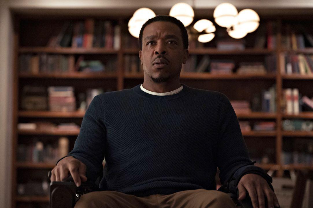 Lincoln Rhyme (Russell Hornsby) - Bildquelle: Virginia Sherwood 2020 NBCUniversal Media, LLC / Virginia Sherwood