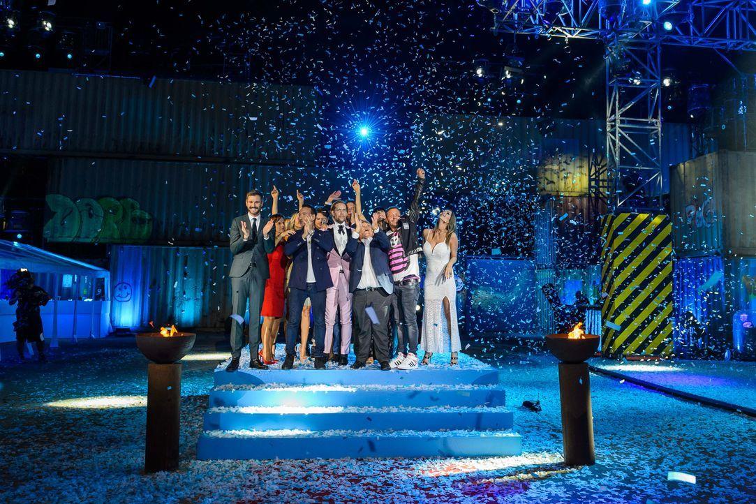 Promi Big Brother 2017 - das Finale - Bildquelle: SAT.1