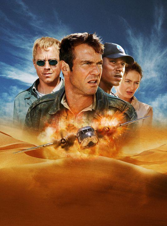 Der Flug des Phoenix - Artwork - Bildquelle: 2004 Twentieth Century Fox Film Corporation. All rights reserved.