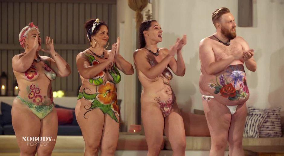 Paula lambert nackt