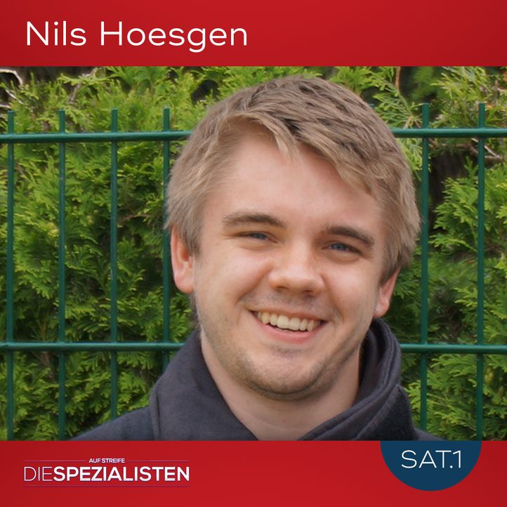 Nils Hoesgen - Bildquelle: SAT.1