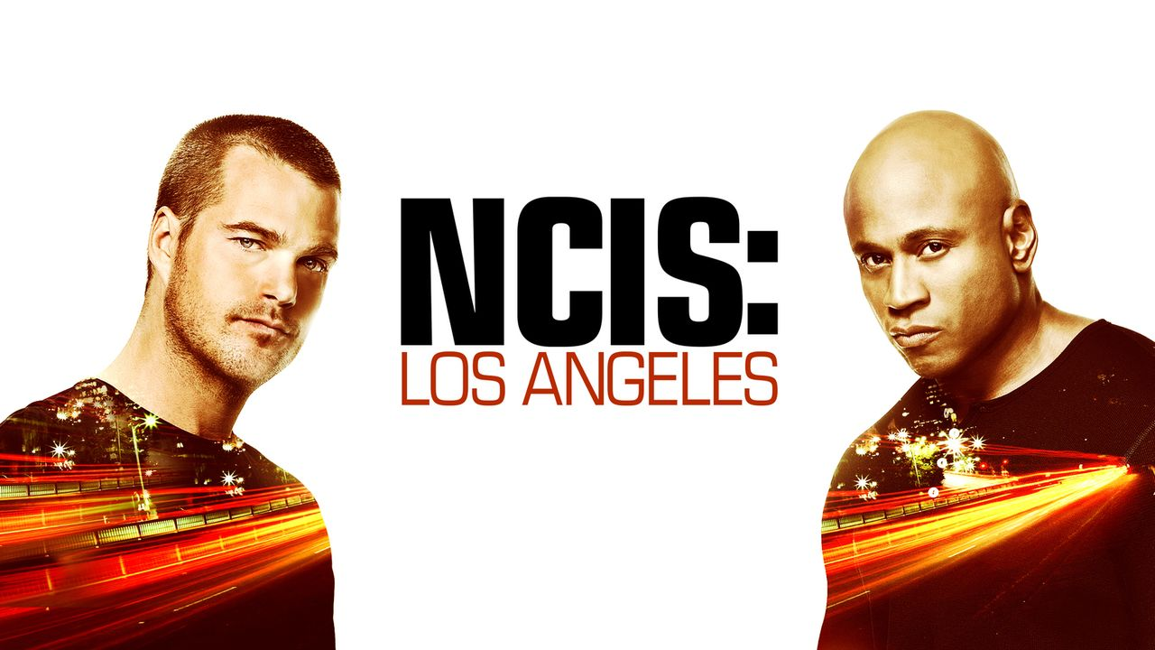 (9. Staffel) - Navy CIS: L.A.: Special Agent G. Callen (Chris O'Donnell, l.) und Special Agent Sam Hanna (LL Cool J, r.) ... - Bildquelle: 2017 CBS Studios Inc. All Rights Reserved.