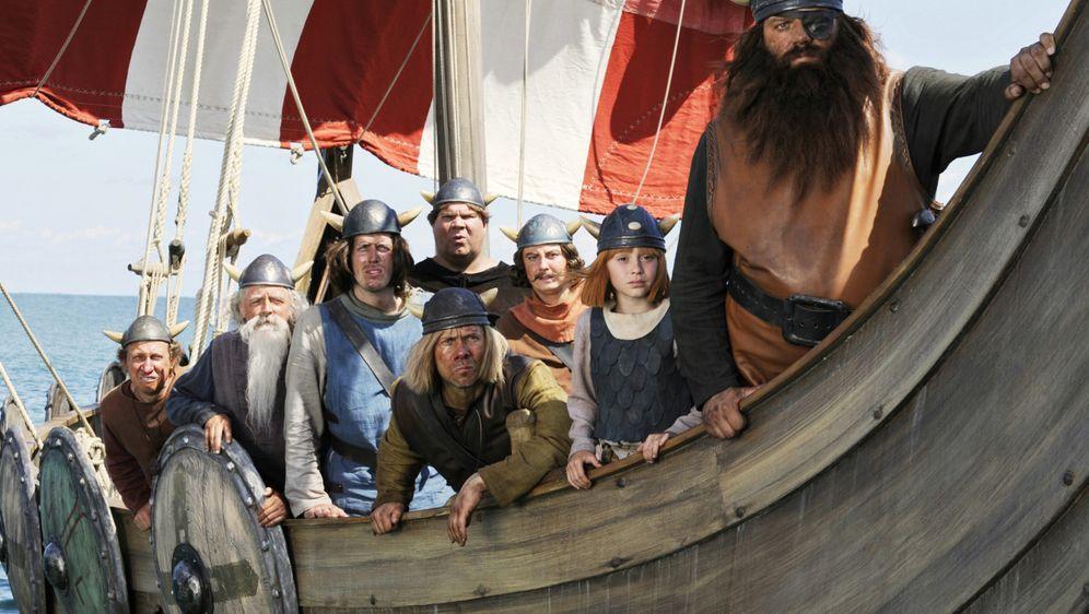 Wickie und die starken Männer - Bildquelle: 2009 Constantin Film Verleih GmbH