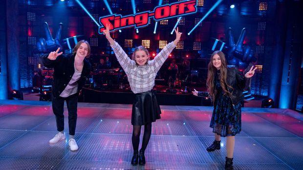 The Voice Kids - The Voice Kids - Staffel 9 Episode 9: Sing-offs