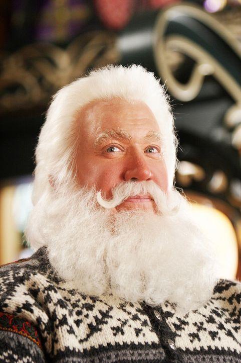 Scott Calvin (Tim Allen), auch bekannt als Santa Clause, hat alle Hände voll zu tun ... - Bildquelle: Disney All rights reserved