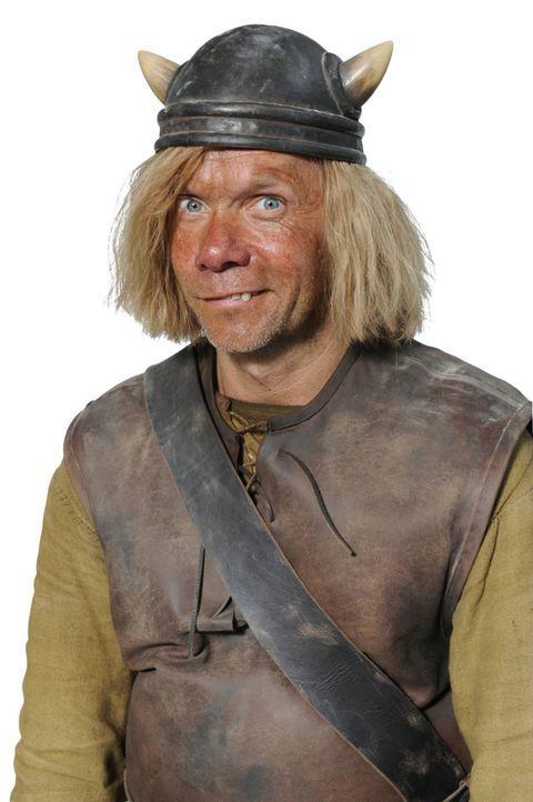 Der vorlaute Giftzwerg: Snorre (Christian A. Koch) ... - Bildquelle: 2009 Constantin Film Verleih GmbH