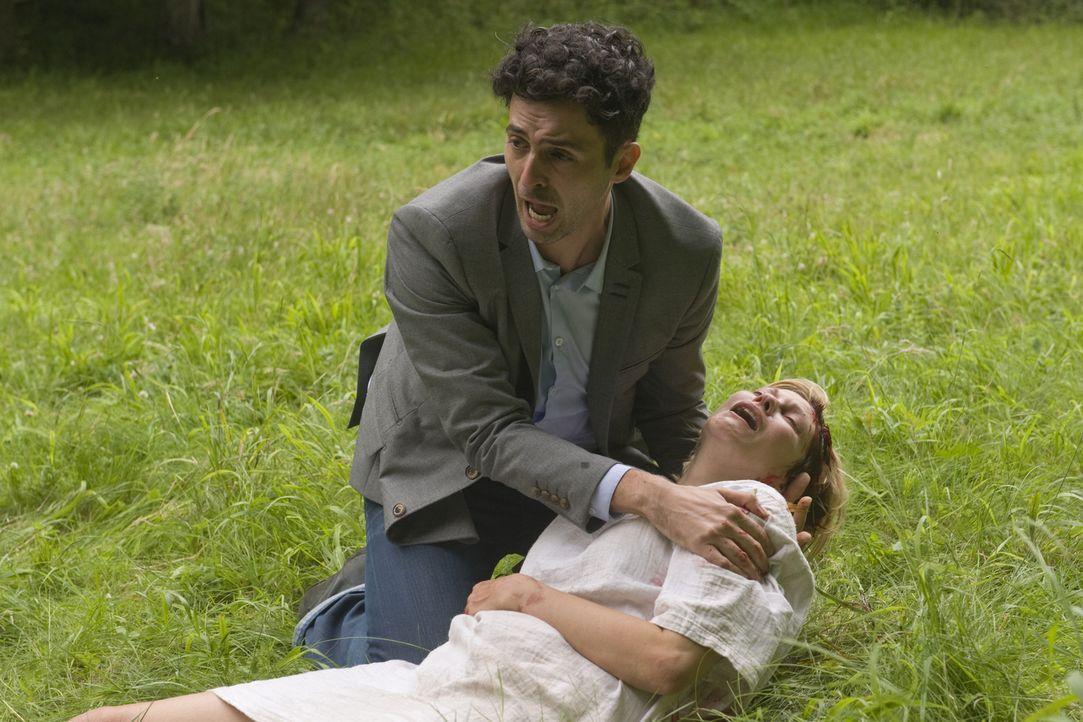 Wird Hyppolite (Raphaël Ferret, l.) seine geliebte Fred (Vanessa Valence, r.) jetzt doch für immer verlieren? - Bildquelle: 2014 BEAUBOURG AUDIOVISUEL