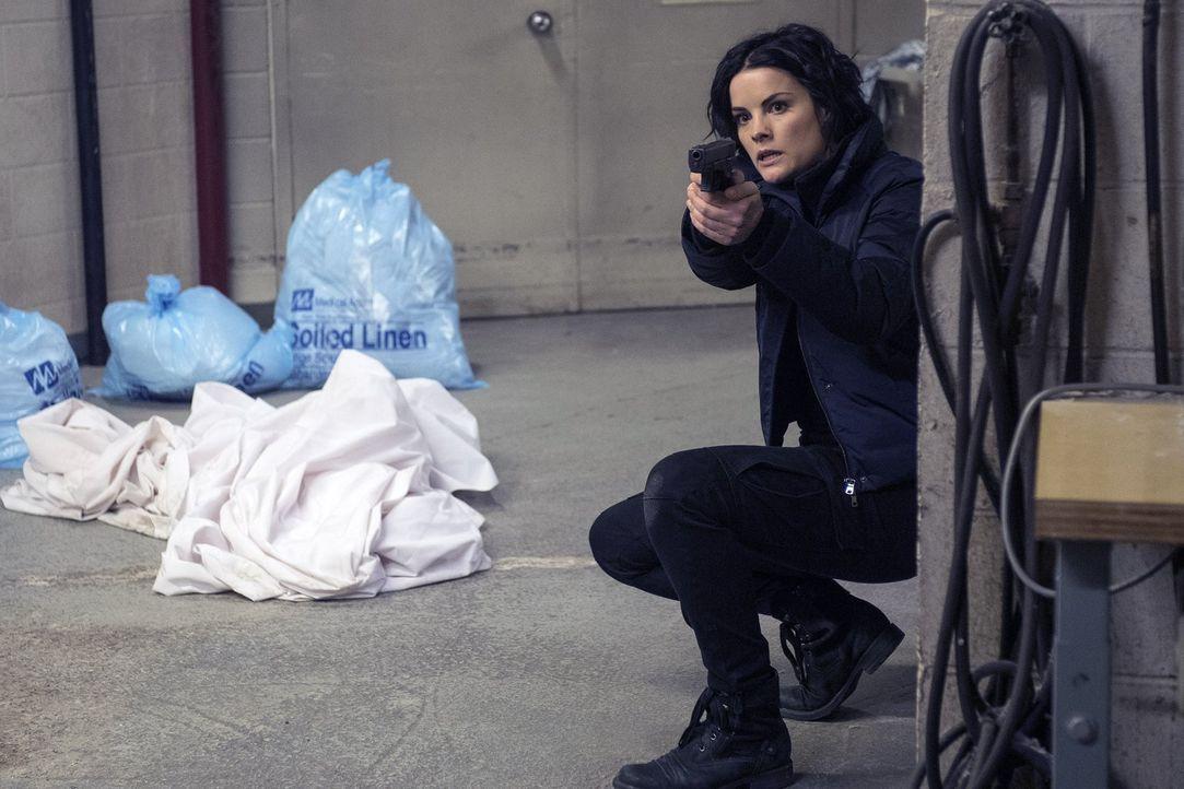 Macht Jagd auf Shepherd: Jane (Jaimie Alexander) ... - Bildquelle: Warner Brothers