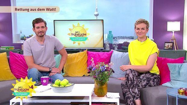 Frühstücksfernsehen - Frühstücksfernsehen - 15.06.2020: Aktion Gegen Body Shaming, Karriere-aus Der Queen & Rettung In Letzter Sekunde
