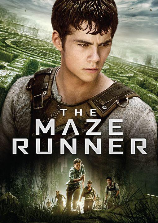 MAZE RUNNER - DIE AUSERWÄHLTEN IM LABYRINTH - Plakat - Bildquelle: 2014 Twentieth Century Fox Film Corporation. All rights reserved.