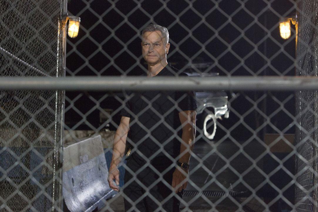 Muss gemeinsam mit seinem Team nach Mexiko reisen, um dort einen Mordfall zu lösen: Jack Garrett (Gary Sinise) ... - Bildquelle: Bill Inoshita 2016 ABC Studios. All rights reserved.