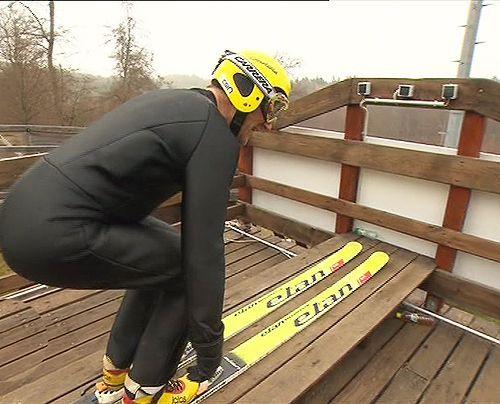 fruehstuecksfernsehen-jan-hahn-skispringen-006 - Bildquelle: Sat.1
