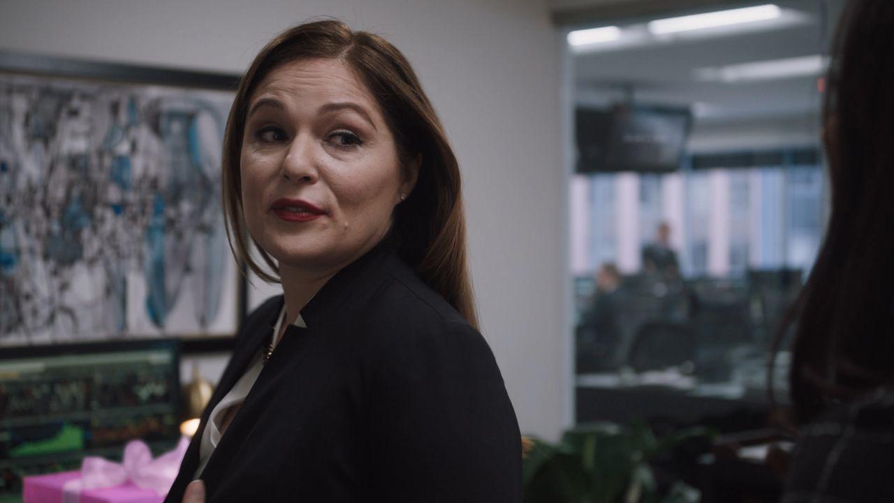Veronica Klein (Erika Burke Rossa) - Bildquelle: 2019 CBS Broadcasting, Inc. All Rights Reserved