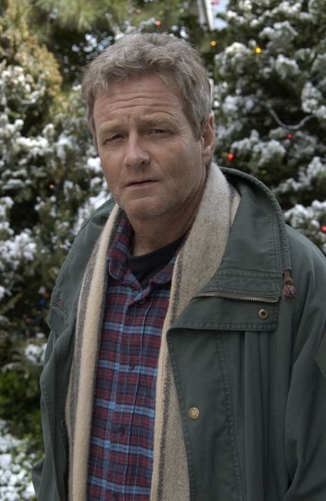 Verschwand vor 25 Jahren spurlos: Hank McCallister (William Russ) ... - Bildquelle: CBS International Television