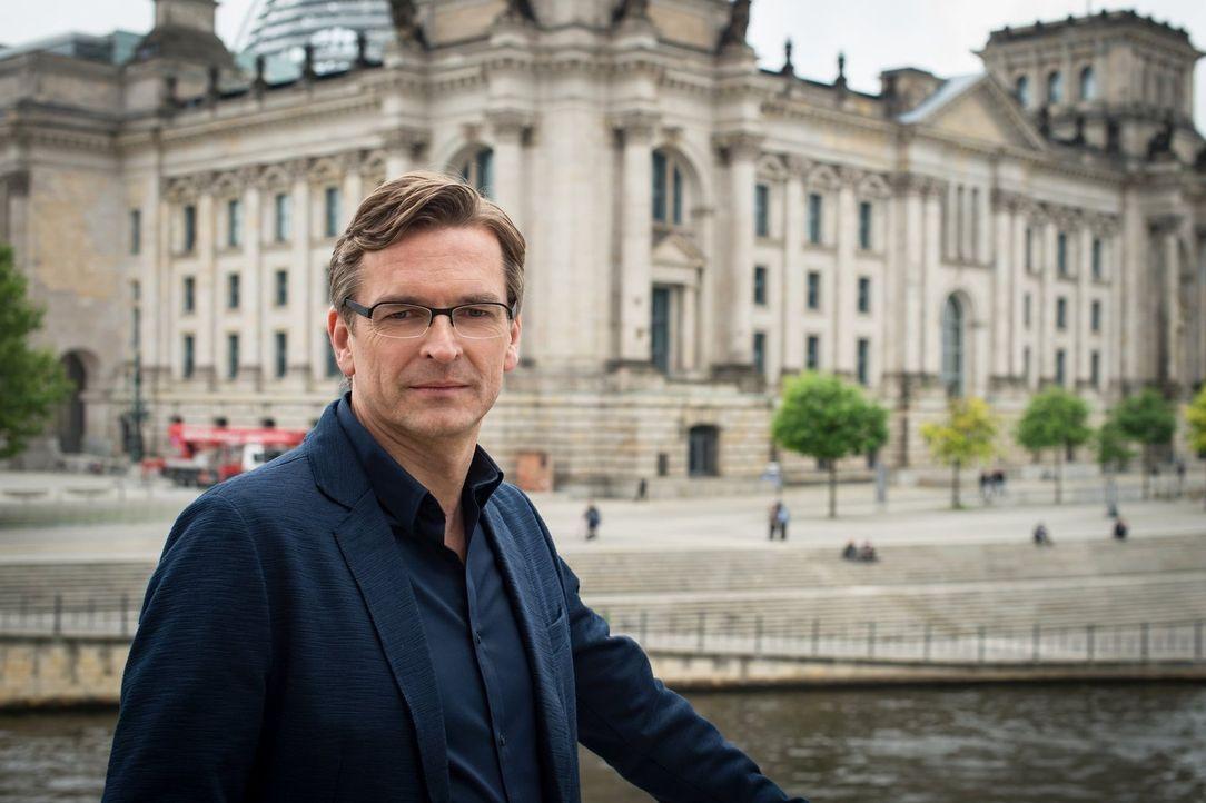 Claus Strunz - Bildquelle: SAT.1