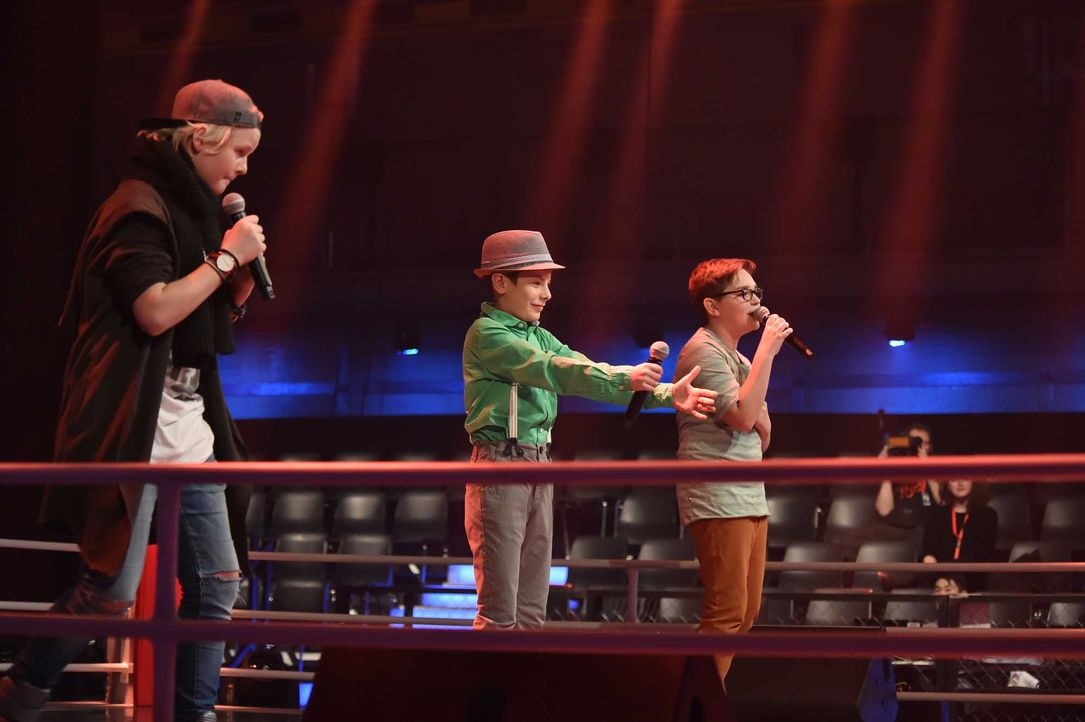 The-Voice-Kids-Stf04-Epi06-Auftritte-060-SAT1-André-Kowalski - Bildquelle: © SAT.1 / André Kowalski
