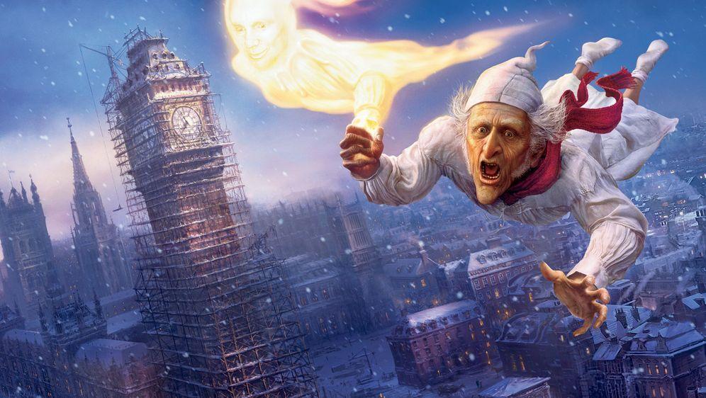 Disneys Eine Weihnachtsgeschichte - Bildquelle: Walt Disney Pictures/Imagemovers Digital, LLC.