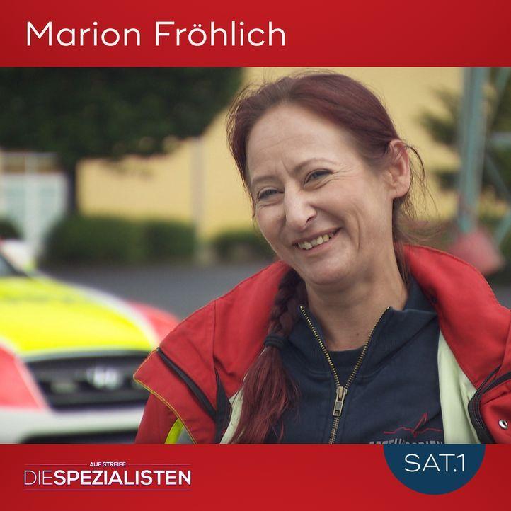 Marion Fröhlich - Bildquelle: SAT.1