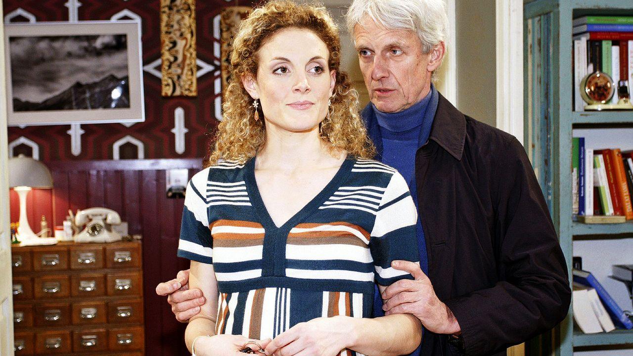anna-und-die-liebe-folge-132-03-SAT1-Noreen-Flynn - Bildquelle: Sat.1/Noreen Flynn