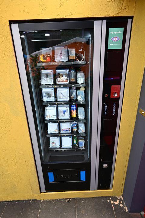Automat für Alles - Bildquelle: SAT.1