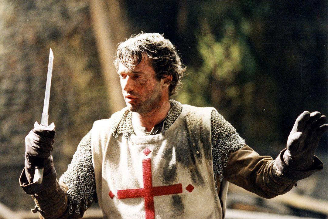 Endlich kehrt Kreuzritter George (James Purefoy) aus dem Heiligen Krieg zurück ins heimatliche England. Statt wie geplant das Schwert ruhen zu lass... - Bildquelle: ApolloMedia