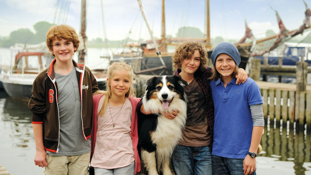 Fünf Freunde - Bildquelle: 2011 Constantin Film Verleih GmbH