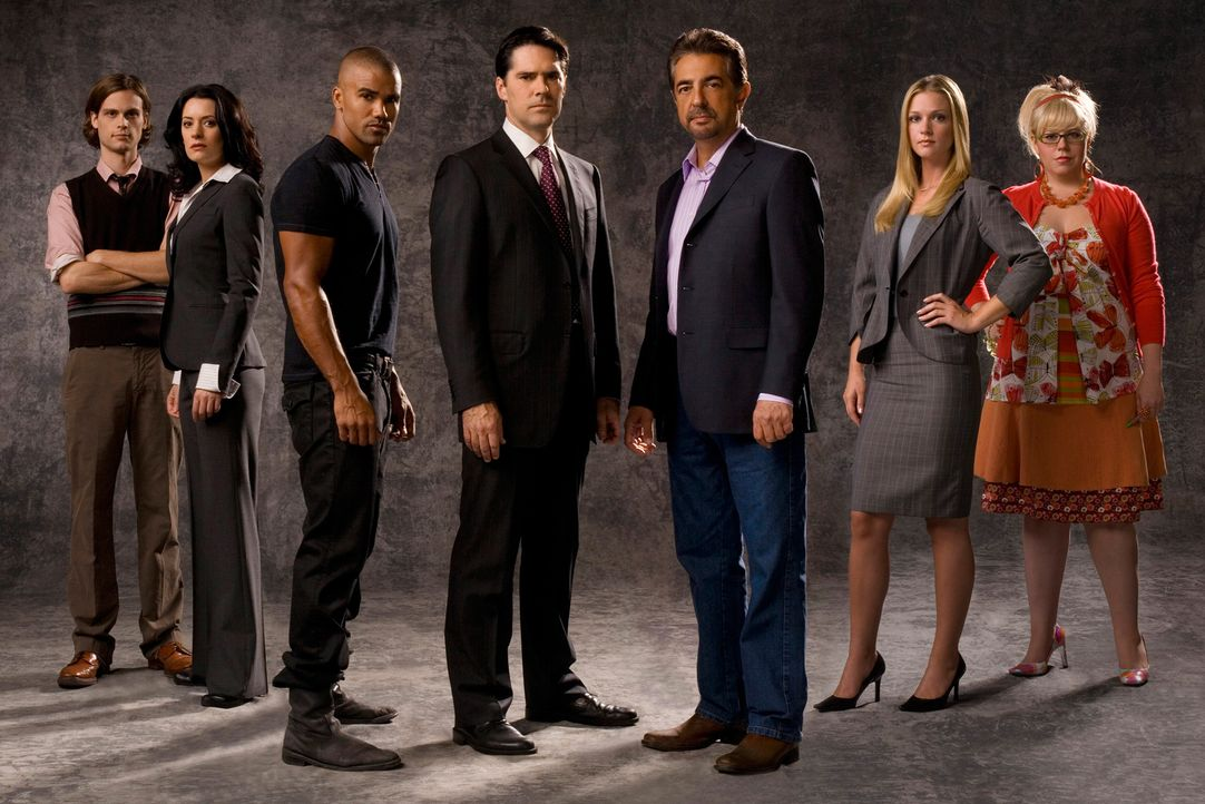 Criminal Minds: Staffel 3 - Bildquelle: 2007 CBS BROADCASTING INC. ALL RIGHTS RESERVED.