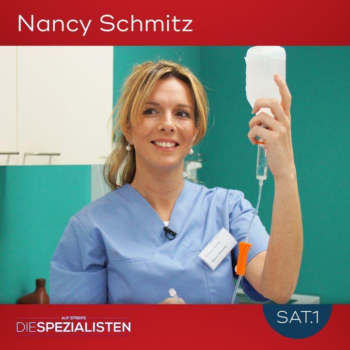 Nancy Schmitz - Bildquelle: SAT.1
