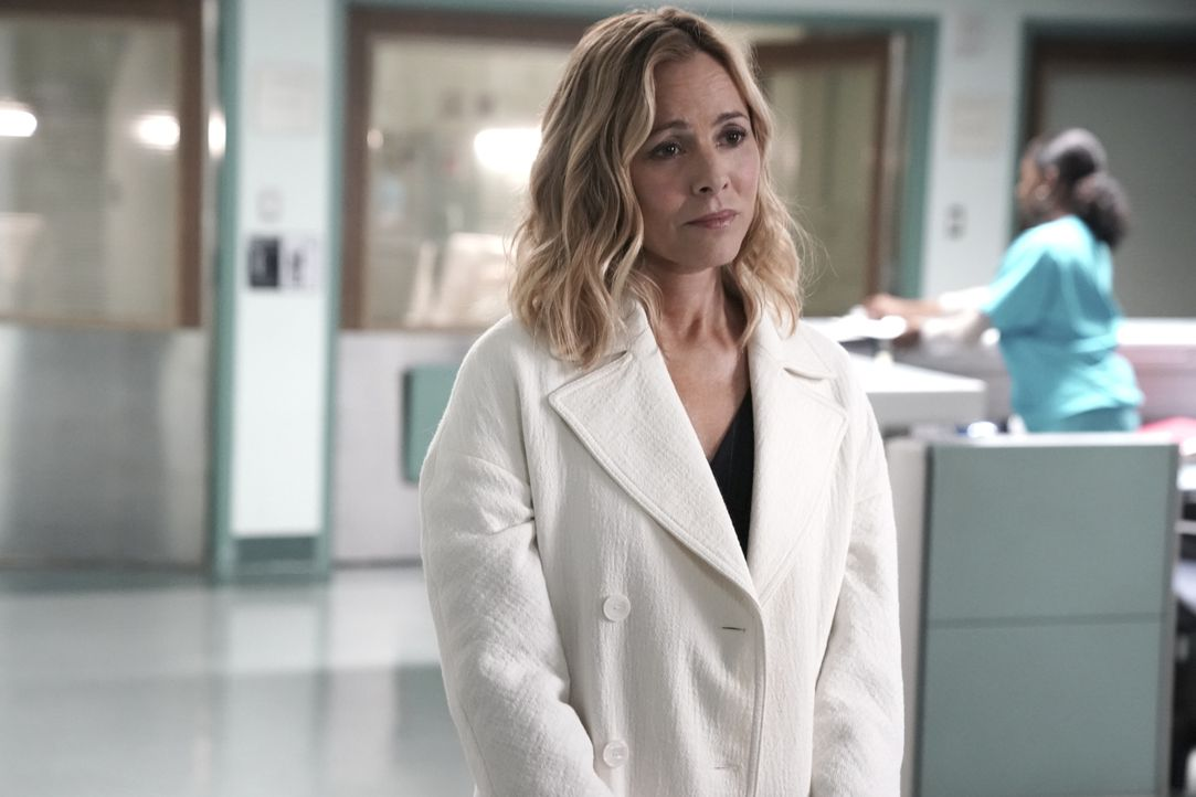 Jack Sloane (Maria Bello) - Bildquelle: Sonja Flemming 2019 CBS Broadcasting, Inc. All Rights Reserved / Sonja Flemming