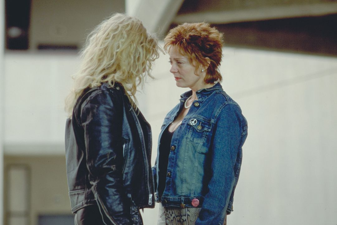 In den 1960er und 70er Jahren ließen Suzette (Goldie Hawn, l.) und Lavinia (Susan Sarandon, r.) nichts anbrennen. Als Groupies tourten sie den Top-S... - Bildquelle: 2002 Twentieth Century Fox Film Corporation. All rights reserved.