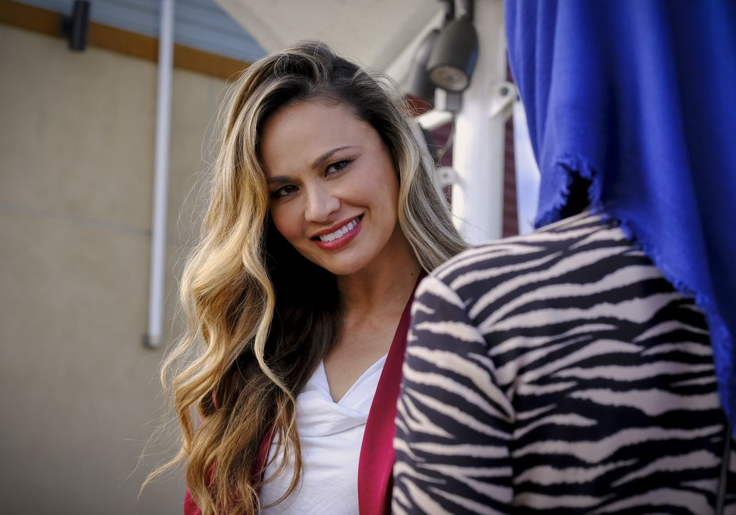 Katherine Casillas (Moon Bloodgood) - Bildquelle: Trae Patton 2019 CBS Broadcasting, Inc. All Rights Reserved. / Trae Patton
