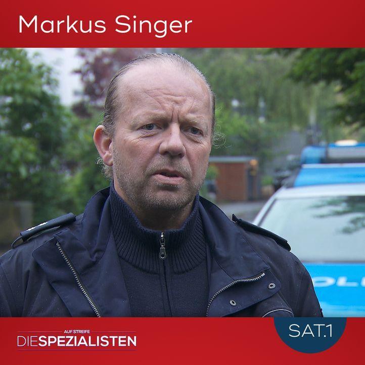 Markus Singer - Bildquelle: SAT.1