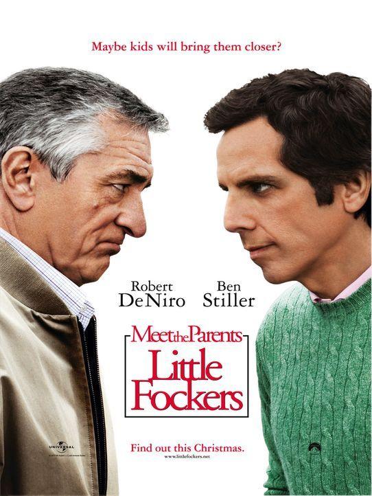 LITTLE FOCKERS - Plakatmotiv - Bildquelle: 2010 Universal Studios & DW Studios LLC