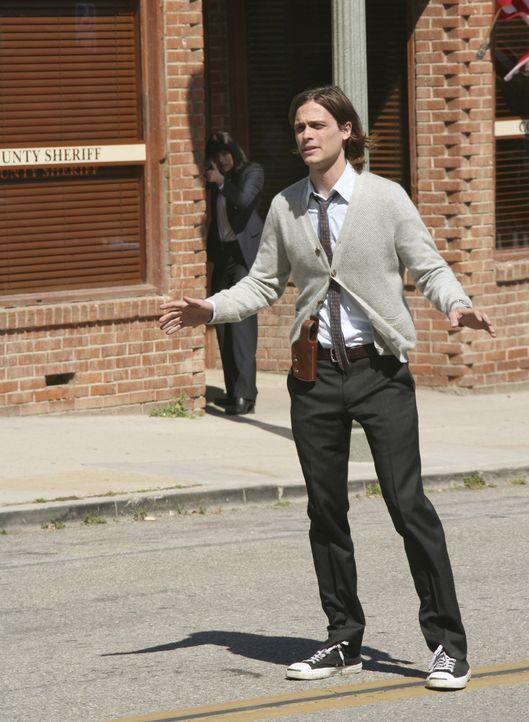 Da sich Reid (Matthew Gray Gubler) mit Demütigungen auskennt, hat er großes Interesse an dem Fall von Owen Savage, jedoch bringt er sich und alle... - Bildquelle: Touchstone Television