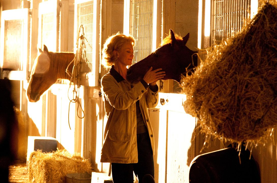 Der Rennstall Meadow Stables wird kurzerhand von Penny Chenery (Diane Lane) übernommen, die auf ihren jungen Hengst Secretariat setzt. Sie hat Gro - Bildquelle: John Bramley Disney Enterprises, Inc.  All rights reserved