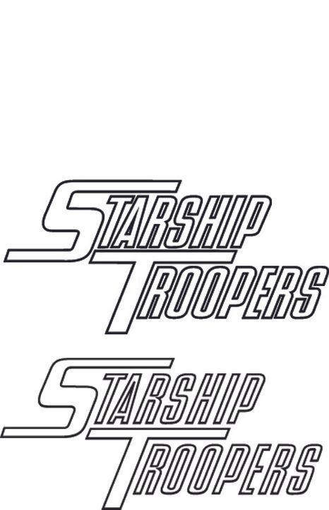 Starship Troopers - Logo - Bildquelle: TriStar Pictures