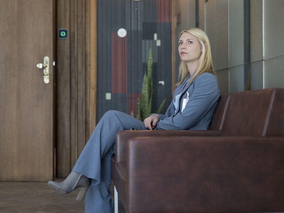 Eigentlich wollte Carrie (Claire Danes) ein ruhiges Leben mit ihrer Tochter in Berlin führen - doch die Vergangenheit holt sie ein ... - Bildquelle: Stephan Rabold 2015 Showtime Networks, Inc., a CBS Company. All rights reserved.