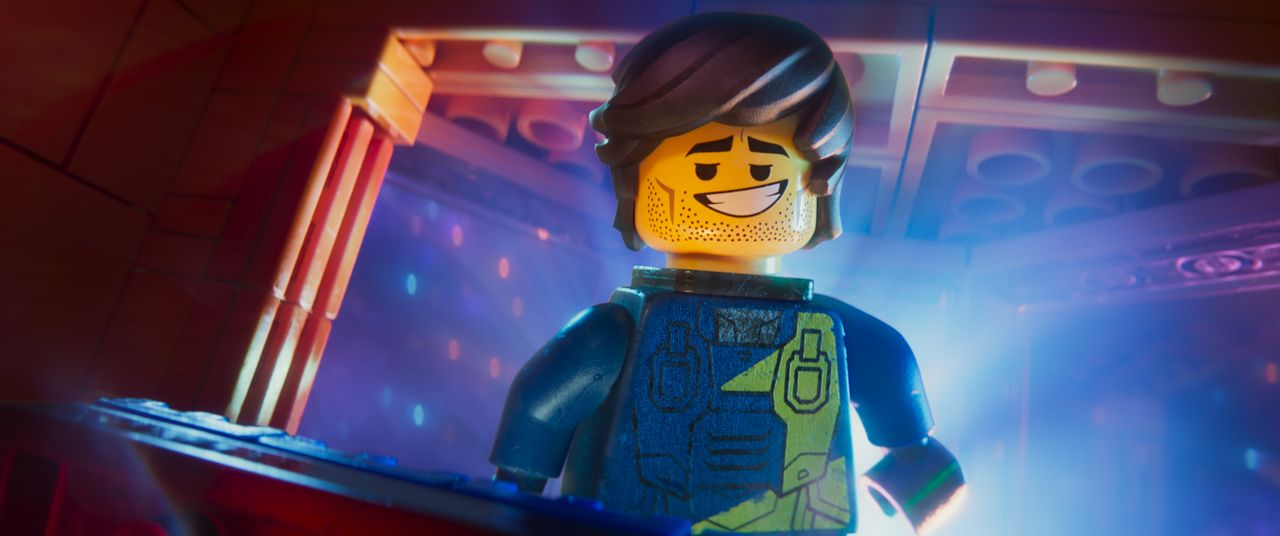 Rex - Bildquelle: Warner Bros. Entertainment Inc. LEGO, the LEGO logo and the Minifigure are trademarks of The LEGO Group. © The LEGO Group.