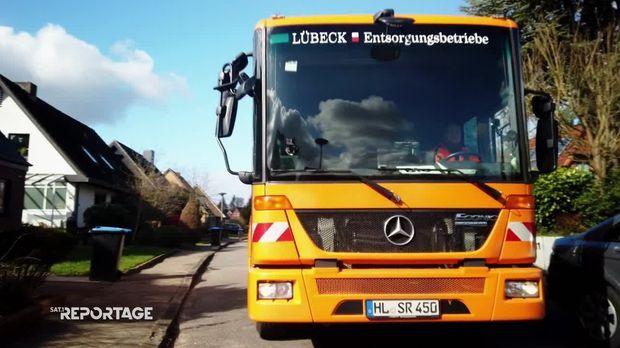 Die Sat.1-reportage - Die Sat.1-reportage - Yes We Kehr - Das Wahre Leben Der Müllkutscher - Die Sat.1 Reportage