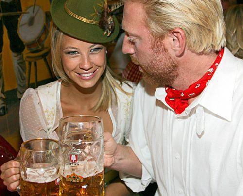 Bildergalerie Boris Becker und Sandy Meyer-Wölden | Frühstücksfernsehen | Ratgeber & Magazine - Bildquelle: dpa