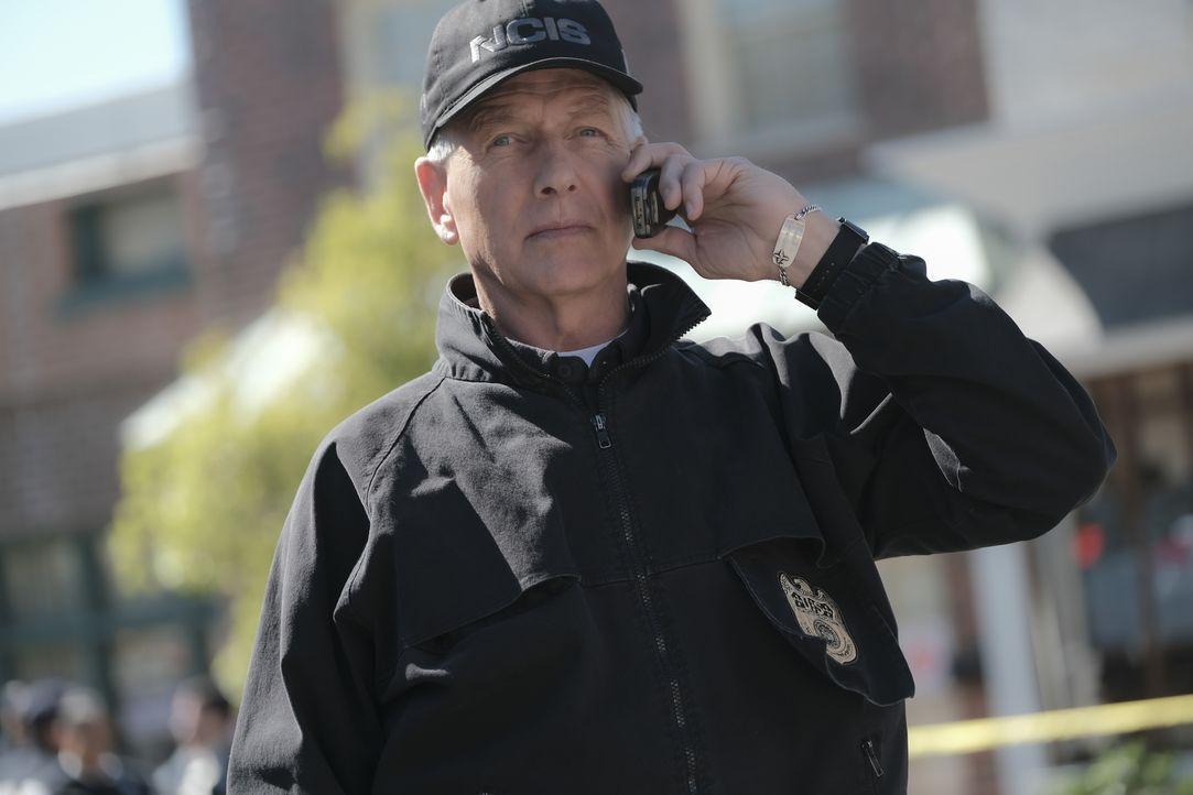 Leroy Jethro Gibbs (Mark Harmon) - Bildquelle: Michael Yarish 2019 CBS Broadcasting Inc. All Rights Reserved. / Michael Yarish