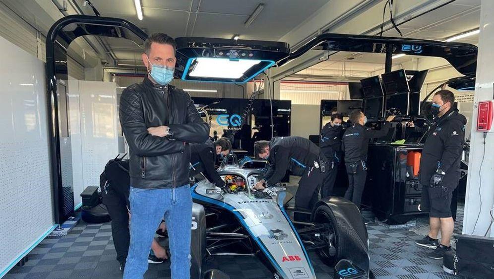 Formel E Inside - Mercedes-Benz EQ Formula E Team - Bildquelle: SAT.1