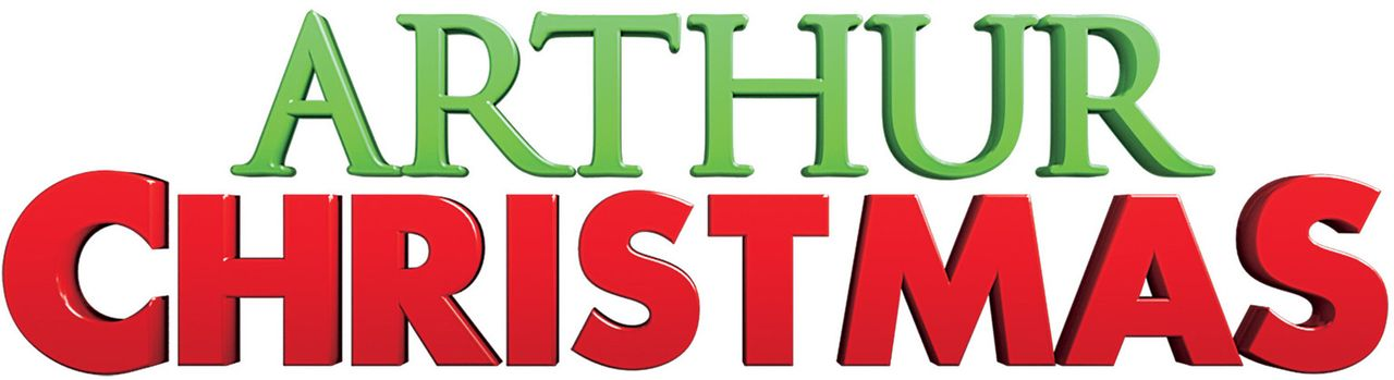 ARTHUR CHRISTMAS - Originaltitel-Logo - Bildquelle: 2011 Sony Pictures Animation Inc. All Rights Reserved.